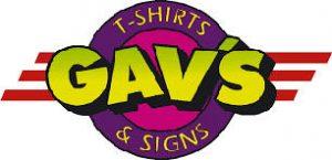 Gav's T-Shirts & Signs